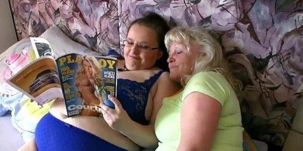 chubby granny and elderly granny masturbating