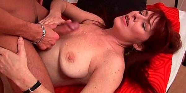 mommy loves the taste and scent of your warm cum