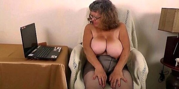 grandma is feeling frisky tonight