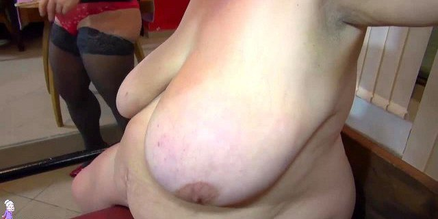 oldnanny big boobs fat mature and big boobs fat granny hard