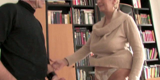 bbvideo com short haired german granny fucks