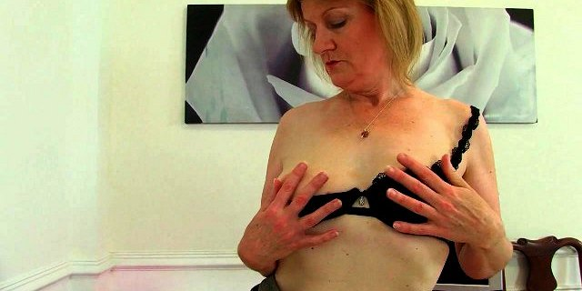 british sexiest granny secretaries stripping off