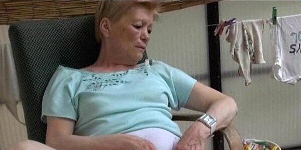 old mature masturbation experience