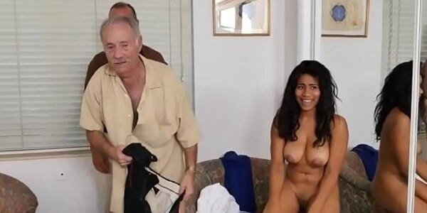 hairy old granny fuck hd glenn completes the job