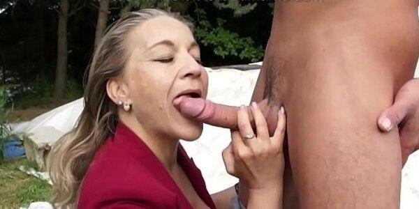 grandmams com horny grandmom laura fucks young stud